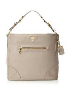 20% OFF PRADA Women's Shoulder Bag (Beige)