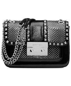 MICHAEL Michael Kors Handbag, Studded Sloan Shoulder Bag