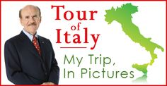 I recently traveled to Italy to give two important talks. What an excellent trip!