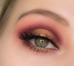 Zoeva Opulence Lidschattenpalette Review und Augen Make Up
