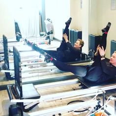 This guy (Wojtek) kicked my butt on the today! LOVE his classes I literally can feel every muscle in my body! Cardio Pilates, Pilates Body, Pilates Reformer Exercises, Hiit, Yoga Motivation, Relaxing Yoga, Pilates Studio, Weight Loss Journey, Kicks