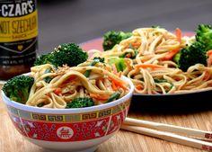 Spicy Noodle Bowl