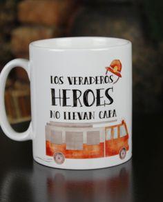 Los verdaderos héroes no llevan capa...