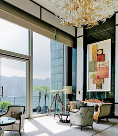The Top Things to Do in Hong Kong | The Peninsula Hong Kong's Presidential Suite.
