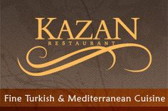 Kazan Restaurant, Fine Turkish Cuisine Since McLean, VA. Greater Washington D. Area Restaurants, Virginia, Real Estate, Dinner, Wedding, Food, Dining, Valentines Day Weddings, Real Estates