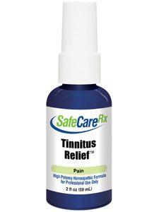 SafeCare RX- Tinnitus Relief 2 oz