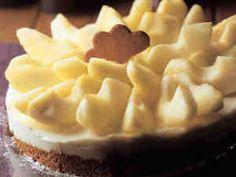 Omenainen juustokakku