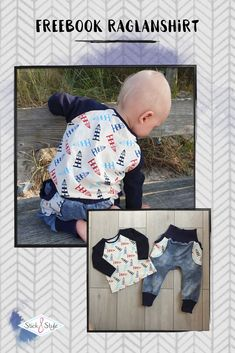 Raglan Shirts, Sewing Projects For Kids, Sewing For Kids, Love Sewing, Baby Sewing, Handmade Tags, Baby Kind, Things That Bounce, Things To Sell