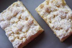 Rezept für glutenfreien Streuselkuchen.