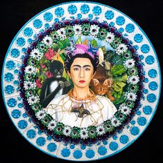 An Inner Dialogue with Frida Kahlo (Collar of Thorns)   LACMA Collections
