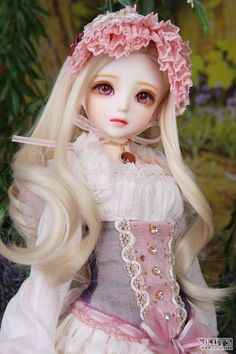 #40cm #balljointeddoll #bjd #Delf #IRUS #Kid #LUTSDOLL #pinkyey #RealSkinWhite Beautiful Barbie Dolls, Pretty Dolls, Anime Dolls, Ooak Dolls, Dainty Doll, Enchanted Doll, Cute Baby Dolls, Kawaii Doll, Custom Dolls