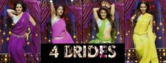 4 sexy brides from housefull2 movie