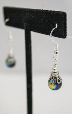 Sterling Hook Dangle Earrings