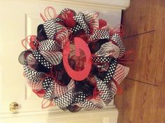 UGA wreath