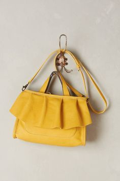 Draped Mini-Tote by Beatriz Furest #anthrofave #anthropologie