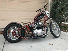 Old Classic Harley-Davidson Motorcycles Xs650 Bobber, Sr500, Bobber Bikes, Scrambler, Harley Panhead, Harley Davidson Knucklehead, Harley Davidson Motorcycles, Harley Davidson Street 500, Classic Harley Davidson