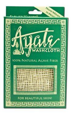 Ayate Washcloth, 100% Natural Agave F... (bestseller)