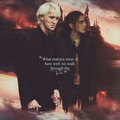 Dramione is real : Photo