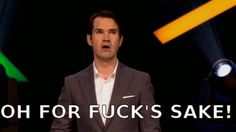 The 22 Funniest Things Jimmy Carr Has Ever Said Best Funny Pictures, Funny Images, Canadian Stereotypes, Jimmy Carr, Funny One Liners, Soccer Predictions, Random Gif, Human Emotions, When You Realize