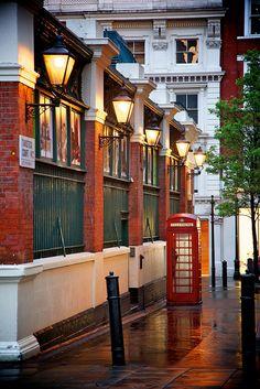 Tavistock Court, Covent Garden, London, UK