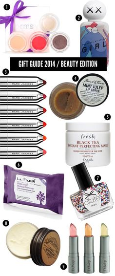 giftguide - beauty #