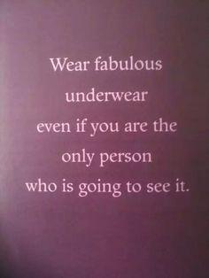 Love your undies