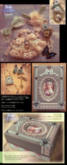 Atelier Jabawocks - Miraculously Decadent Blythe Dolls ~ Drop Dead Cute - Kawaii for Sexy Ladies