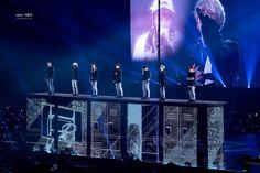 171208 The wings tour the final // Bts Bangtan Boy, Jhope, Taehyung, Jimin, Concert Stage, Bts Concert, Bts Bulletproof, Bulletproof Boy Scouts, Bts Wings Tour