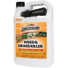Spectracide Weed and Grass Ready-to-Use, Multicolor