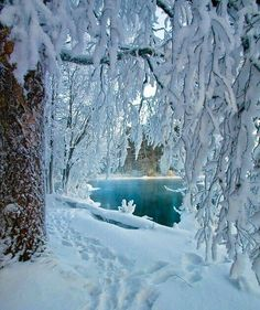 Winter Schnee, Winter Magic, Winter Snow, Mountain Village, Advantages Of Watermelon, Winter Beauty, Types Of Food, Landscape Photography, Fairy Tales
