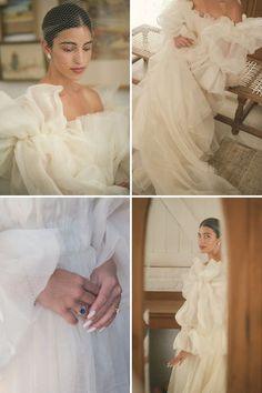 Dream Wedding Dresses, Bridal Dresses, Wedding Bells, Wedding Day, Minimal Wedding Dress, Bridal Makeup Looks, Bridal Shoot, One Shoulder Wedding Dress, Marie