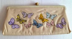 Soure Bag New York Butterfly Clutch