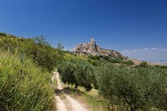 Craco survived volcanic eruptions, malaria outbreaks, the black plague and centuries of war. But in the end, Mother Nature brought it down. An Educational Center That Survived For Centuries. Craco isa hilltop village in the southern regionof Basilicata, about 60km from Matera, that was once a mo…