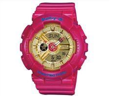 G-shock Casio Baby- G Snsd Girls Generation Watch Ba-111ggb-4adr Rare Limited #BabyG