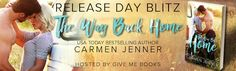 Renee Entress's Blog: [Release Day Blitz + Excerpt] The Way Back Home by...