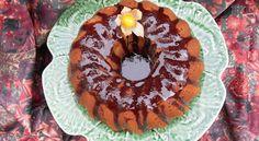 Bundt Cake de Abóbora e Chocolate