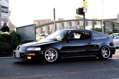 Honda Hatchback, Honda Crx, Honda Civic, Demon Car, Japan Cars, Import Cars, Rally Car, Jdm Cars, Car Manufacturers