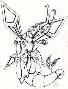 My Version of Flygon's Mega Evolution Strongest Pokemon, Ice Pokemon, Pokemon Rules, Mega Evolution, Best Mods, Deviantart, Pikachu, Drawings, Nintendo