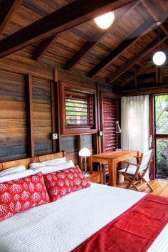 Secret Bay is a collection of chic treehouse style villas in pristine Dominica.