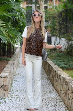glam4you nati vozza blog look35LOOK DO DIA COURO E ONÇA