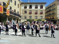 Dance típico de la localidad zaragozana de Tauste, también conocida como la puerta de las Cinco Villas