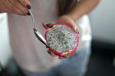 Drachenfrucht Gesundheit Antioxidant Sorten Essen