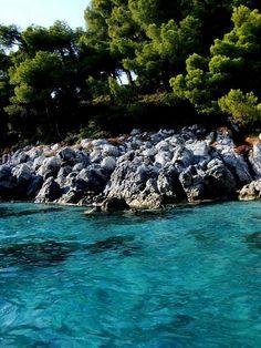 Crystal Blue @ Skopelos