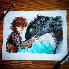 Soul of a Dragon by JATSARO on DeviantArt. Happy 1st Anniversary, HTTYD2!