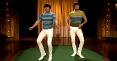 Everybody's Talking About Will Ferrell and Jimmy Fallon's Tight Pants | Popculturology: Pop culture, movie news and trailers, TV news and SNL and HIMYM recaps