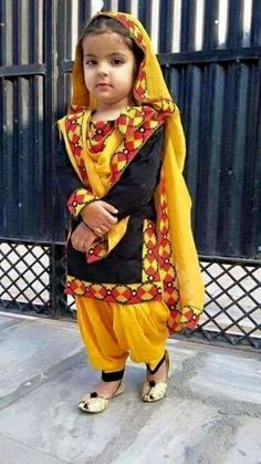 Boy Wearing Traditional Indian Cloths Its Known As