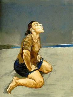 Paula Rego Self-portrait Although I try, goodness knows I try, I'm sure I don't write about female artists as often as their numbers or. Collages, Women Artist, Fantasy Authors, Animal Magic, Galleries In London, Feminist Art, Inspirational Artwork, Portraits, Painting Art