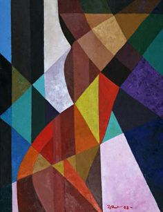 MID-CENTURIA : Art, Design and Decor from the Mid-Century and beyond: Sándor Zicherman Paintings