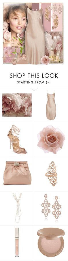 """Candle light dinner"" by perla57 ❤ liked on Polyvore featuring Maiyet, Dsquared2, Accessorize, Valentino, Chanel, Walters Faith, Stila and tarte"