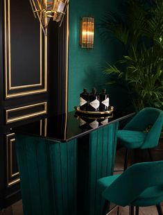 Emerald embrace - Featured Rooms - Inspiration